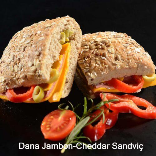 Dana Jambon Cheddar Sandviç