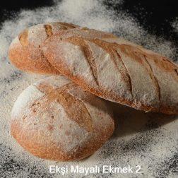 Ekşi Mayalı Ekmek 2