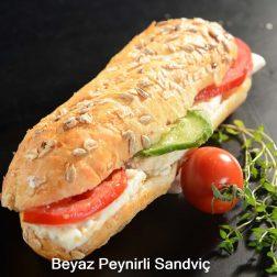 Gurme Beyaz Peynirli Sandviç