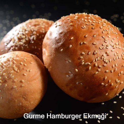 Gurme Hamburger Ekmeği