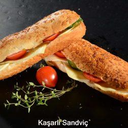 Kaşarlı Sandviç