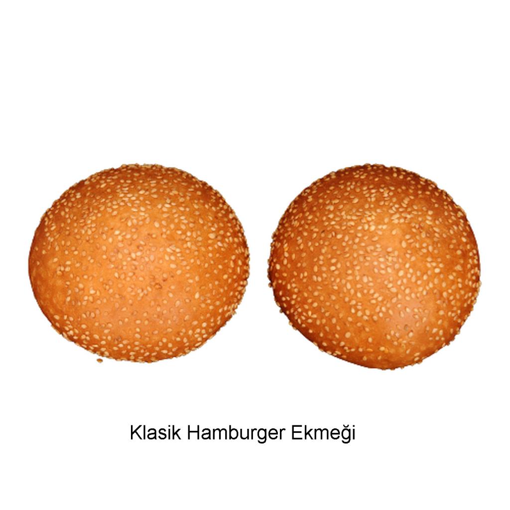 Klasik Hamburger Ekmeği